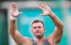 Атлет из кубанской станицы Новомышастовской Александр Лесной  установил легкоатлетический рекорд
