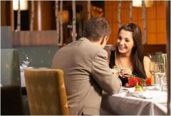 Жители СКФО предпочитают проводить первое свидание в кафе или ресторане