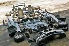 В Волгодонске автомеханик продал чужой автомобиль по частям