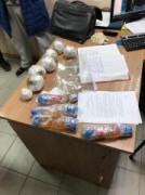 Житель Зернограда пытался доставить в ростовскую колонию трамадол