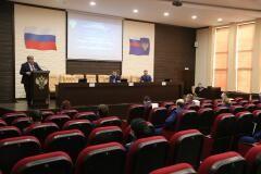 Андрей Кикоть и Казбек Коков приняли участие в заседании коллегии прокуратуры КБР