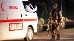 При пожаре на таможенном пункте в Афганистане пострадали семь человек