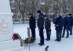Память воинов-интернационалистов почтили в Невинномысске