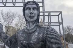 Монумент Аленка ушел с молотка за 2,6 млн рублей