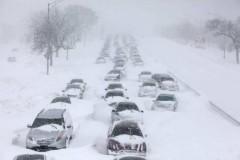 Аномальные холода в США унесли жизни 25 человек