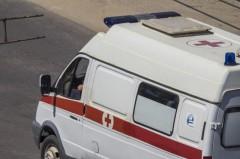 В горах Чечни микроавтобус с людьми сорвался в обрыв