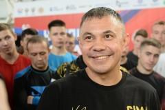 Константин Цзю выразил опасение, что Кокляев убьет на ринге Тарасова