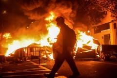 Мародерство и вандализм последовали за массовыми протестами в Испании