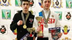 Краснодарец Михаил Григорян победил на международном турнире по боксу