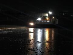 В Ростовской области пограничники спасли 20 рыбаков с отколовшейся льдины
