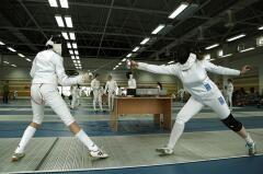 В Краснодаре пройдут соревнования по фехтованию