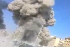 У военного училища в Алеппо прогремел взрыв