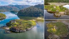 Остров в Шотландии выставили на торги за 8 млн рублей