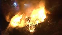 Огненная ловушка: в доме престарелых в США произошел пожар