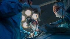 В Петербурге врачи сделали операцию ребенку с пулей в шее