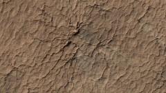"""""""Пауки"""": ученые раскрыли тайну странных узоров на поверхности Марса"""