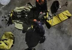 В Новороссийске моряк рухнул в трюм сухогруза с 8-метровой высоты