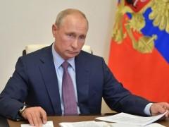 Владимир Путин назначил врио главы Тувы Владислава Ховалыга