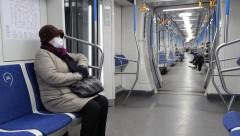 В Москве 18-летний пассажир украл сидушку кресла из вагона метро