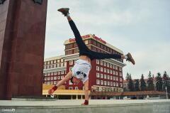 Ставропольский воркаут-атлет Никита Санглибаев попал в топ-список международного проекта