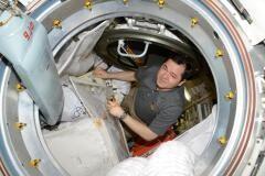 Лётчик-космонавт Олег Скрипочка поздравил невинномысцев с Днем космонавтики