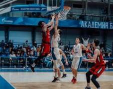 Кубанские баскетболисты впервые взяли
