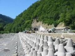 В Кабардино-Балкарии ремонтируют берегоукрепительные сооружения