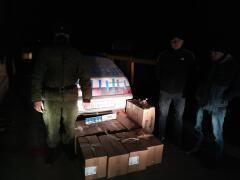 Контрабанду сигарет на полмиллиона рублей пресекли донские пограничники