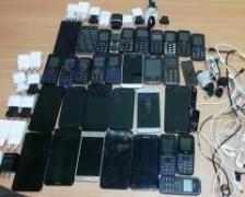 Крупную партию телефонов пытались перебросить на территорию ставропольской ИК-11