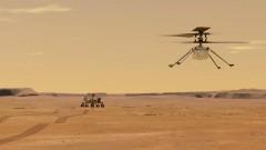 Первые летные испытания вертолета NASA стартовали на Марсе