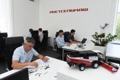 Ростсельмаш и ДГТУ создают студенческое конструкторское бюро