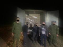 Донские пограничники задержали контрабанду сигарет на 4 млн рублей