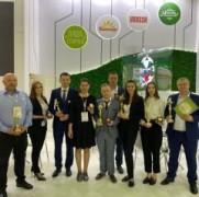 Невинномысские предприятия завоевали множество наград на «ПРОДЭКСПО-2021»