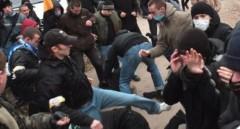 Массовая драка со стрельбой произошла на стройке в Москве
