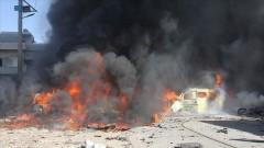На севере Сирии прогремели два взрыва, есть погибшие