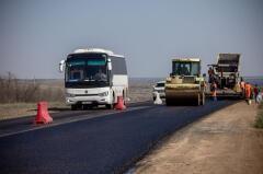 Дорожники 1-10 мая оптимизируют схемы движения на участках работ для пропуска автомобилей