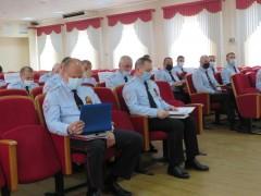 Главный полицейский Ставрополья провел рабочее совещание в регионе Кавказских Минеральных Вод