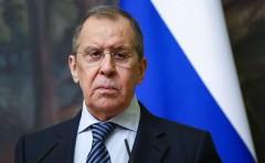 Глава МИД РФ Сергей Ларов прибыл в Ереван с рабочей встречей