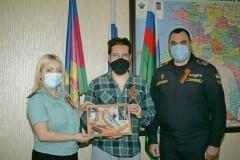 Родственники героя из Тихорецка найдены в Калининграде
