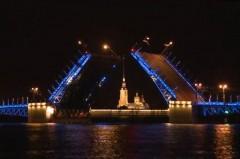 В Петербурге утонул мужчина, упав с моста в Неву