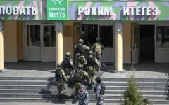 Режим КТО введен в районе школы с освобожденными заложниками в Казани
