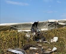 В США при посадке столкнулись два небольших самолета