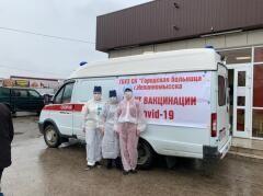 Мобильные пункты вакцинации от COVID-19 начнут работать в Невинномысске