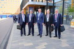 ПМЭФ-2021: Глава КБР Казбек Коков обсудил план бесплатной газификации домовладений