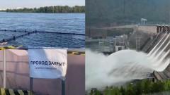 Паводки в Красноярске побили столетний рекорд