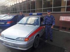 В Ставрополе росгвардейцы нашли потерявшегося ребенка