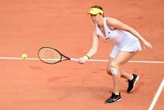 Анастасия Павлюченкова впервые вышла в финал Roland Garros
