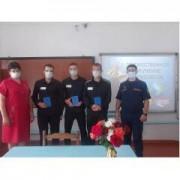 Аттестаты об образовании вручили осужденным в исправительных колониях Ставрополья