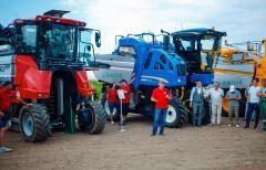 Агрофирма «Южная» проведет демонстрационный показ современной техники для виноградарства
