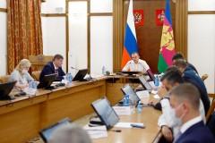 Глава Кубани поручил проверить выданные разрешения на строительство в поймах рек